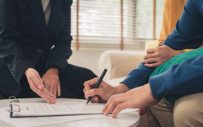 crédit immobilier face à un coup dure financier par le cabinet cfo